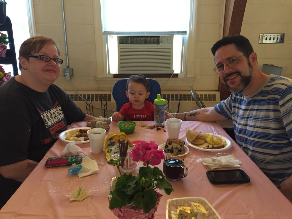 MothersDay2015BrettErinWalker - Mother's Day Breakfast