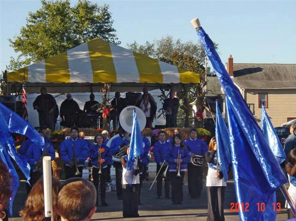 OpeningOldmansBandPDay2012 - Earlier P-Day Celebrations