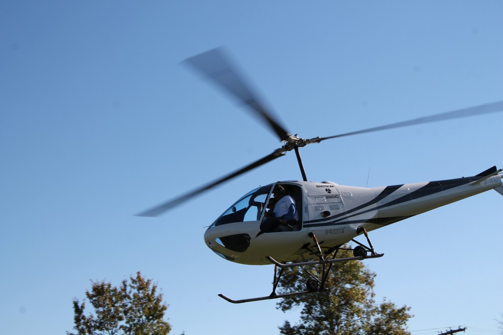 HelicopterinAir2 - 2015 Pedricktown Day Photos